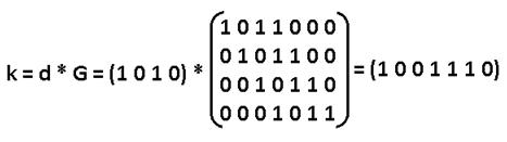 Помехоустойчивое кодирование. Часть 1: код Хэмминга - 14