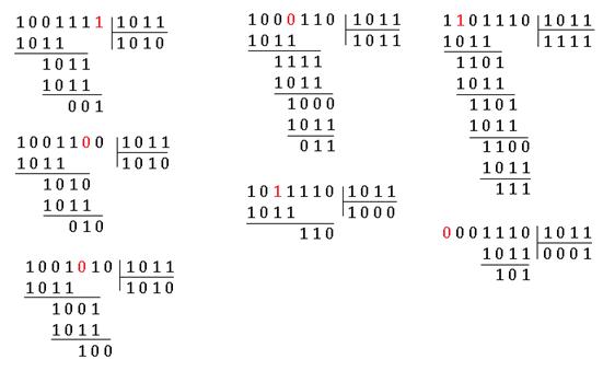 Помехоустойчивое кодирование. Часть 1: код Хэмминга - 9