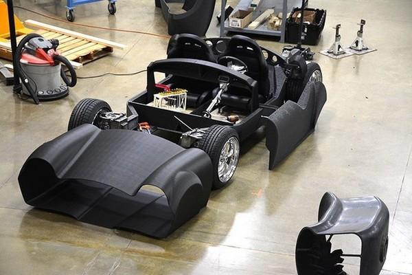 Применение 3D-печати в ремонте и тюнинге автомобилей - 11