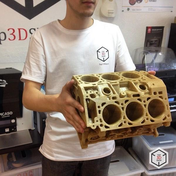 Применение 3D-печати в ремонте и тюнинге автомобилей - 38