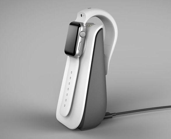 Ремешок Glide CMRA для Apple Watch включает две камеры