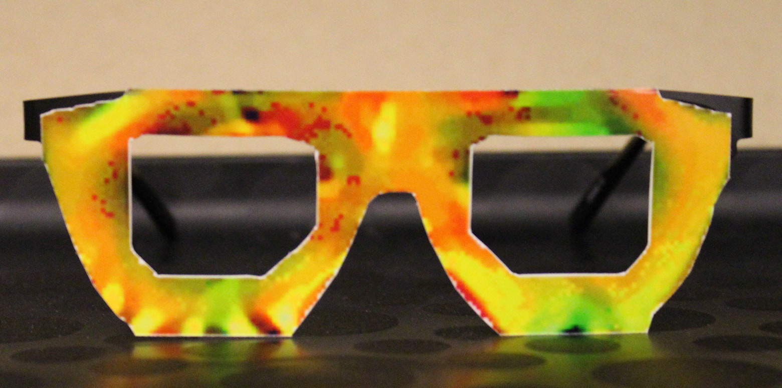 Специальные очки меняют личность человека для системы распознавания лиц - 3