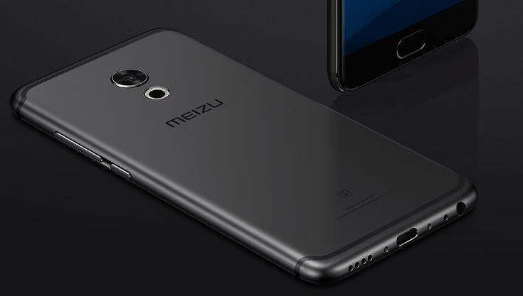 Представлен смартфон Meizu Pro 6s