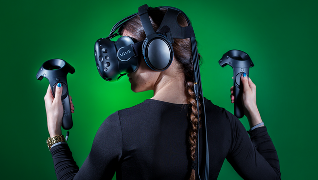 Второе поколение шлема HTC Vive проходит под кодовым названием Oasis