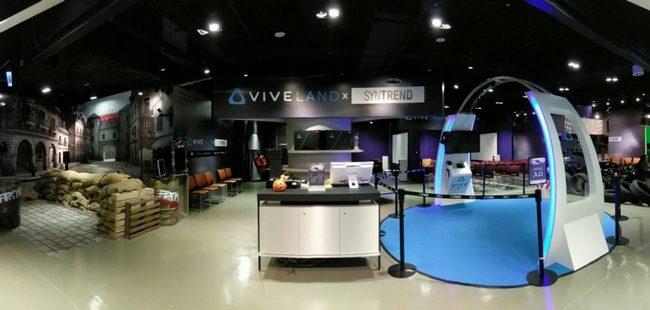 HTC откроет тематические VR-парк Viveland в США и Европе