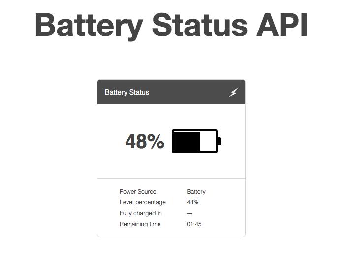 Из Firefox 52 удалят API уровня заряда аккумулятора для сохранения приватности пользовательских данных - 2