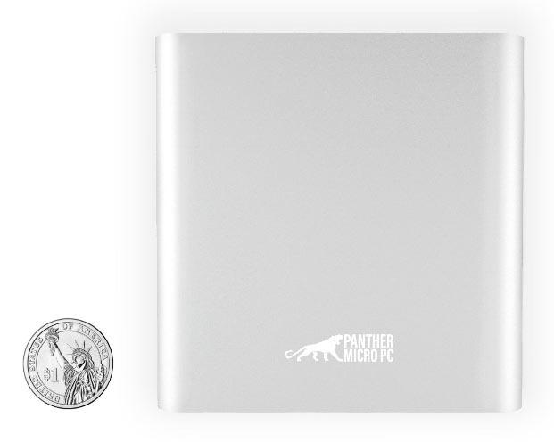 Сбор средств на выпуск мини-ПК Panther Alpha начат на сайте Kickstarter
