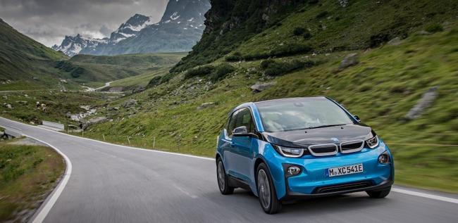 BMW продала 100 000 электромобилей за три года