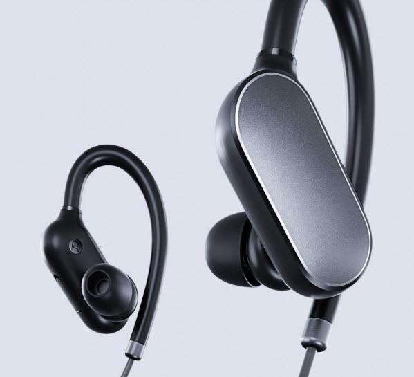 Беспроводные наушники Xiaomi Mi Sports Bluetooth Headset работают до 7 часов