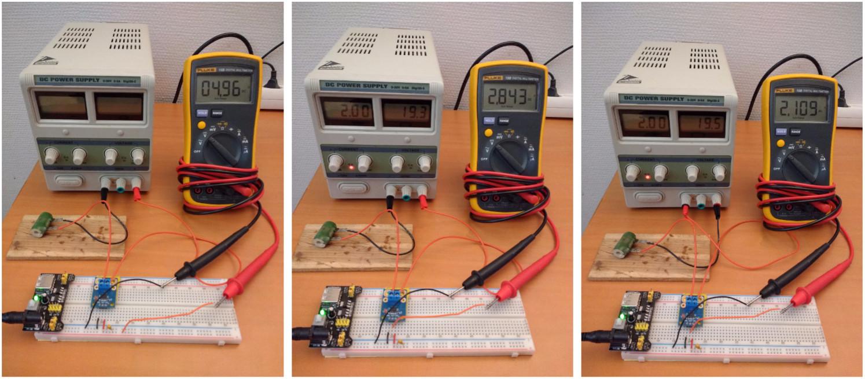 Измерение сопротивления и индуктивности двигателя постоянного тока - 2