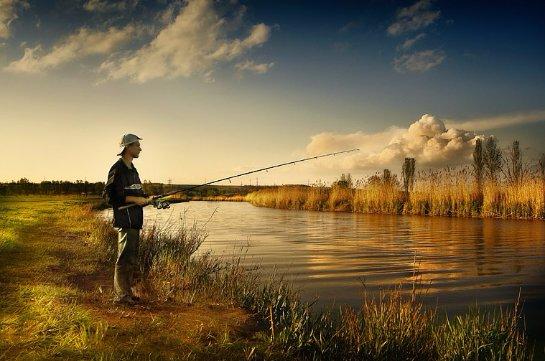 Рыбалка помогает поправить здоровье