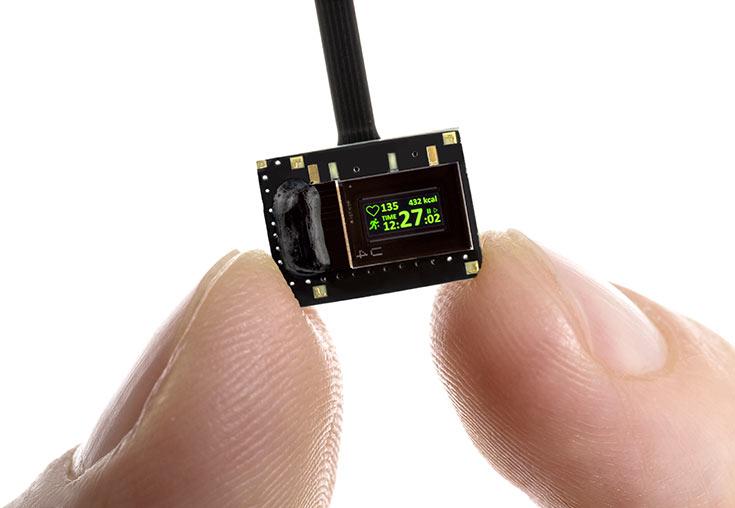 Прототип устройства разработчики намерены показать на выставке электроники, которая пройдет в Мюнхене на следующей неделе