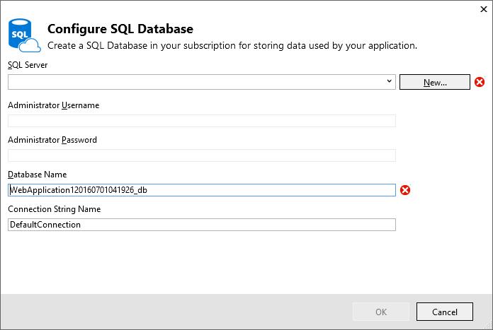 ASP.NET Core: Развертывание веб-приложения в службе приложений Azure с помощью Visual Studio - 12