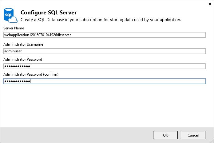ASP.NET Core: Развертывание веб-приложения в службе приложений Azure с помощью Visual Studio - 13