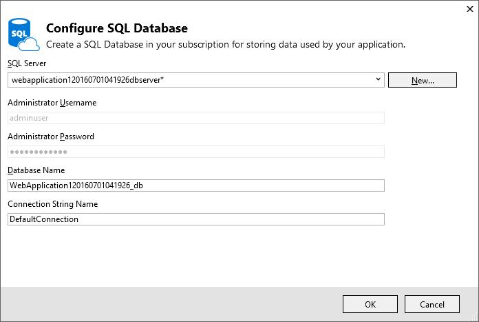 ASP.NET Core: Развертывание веб-приложения в службе приложений Azure с помощью Visual Studio - 14