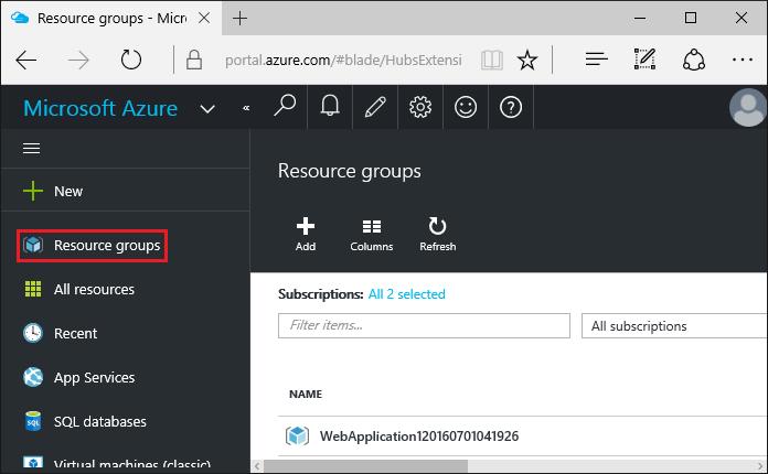 ASP.NET Core: Развертывание веб-приложения в службе приложений Azure с помощью Visual Studio - 20
