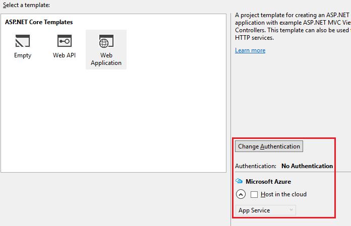 ASP.NET Core: Развертывание веб-приложения в службе приложений Azure с помощью Visual Studio - 5