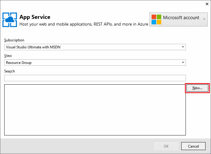 ASP.NET Core: Развертывание веб-приложения в службе приложений Azure с помощью Visual Studio - 9