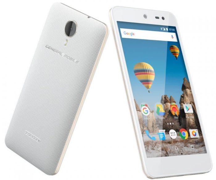 General Mobile GM 5 является бюджетным смартфоном с Android 7.0