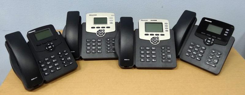 IP-телефоны Akuvox. Обзор бюджетных моделей - 2