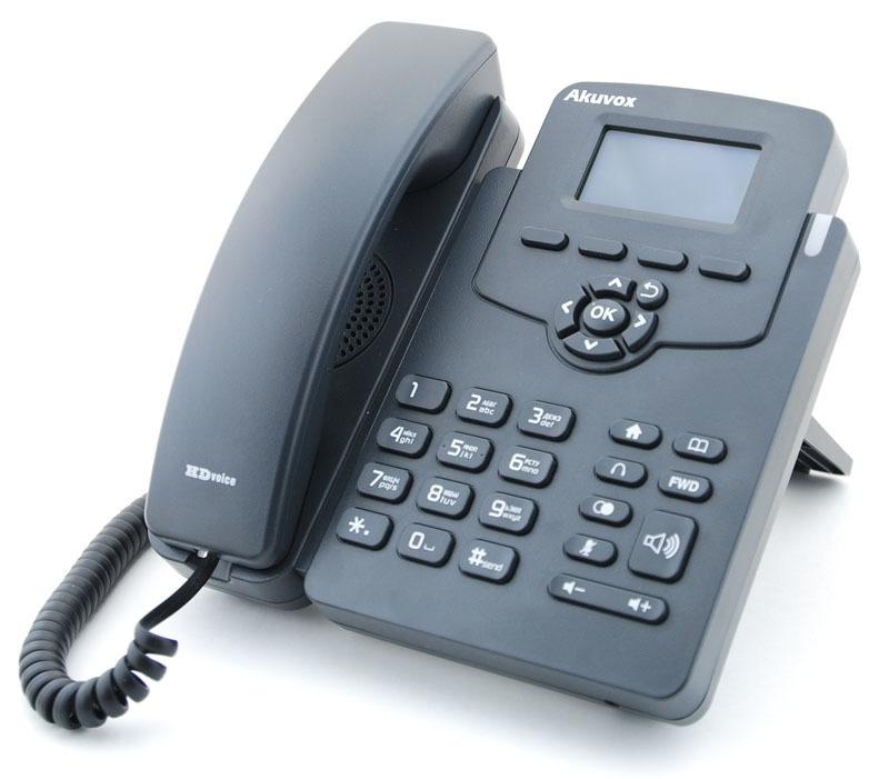 IP-телефоны Akuvox. Обзор бюджетных моделей - 3