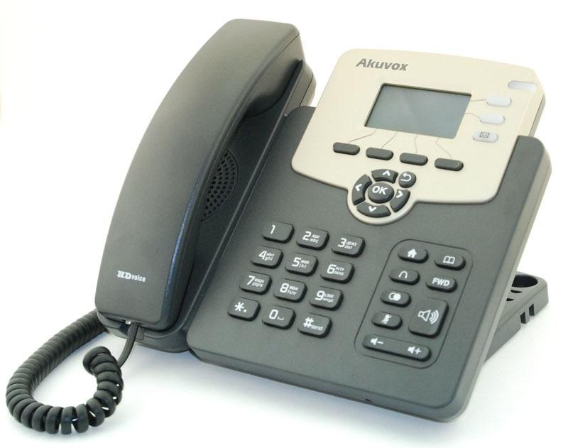 IP-телефоны Akuvox. Обзор бюджетных моделей - 4