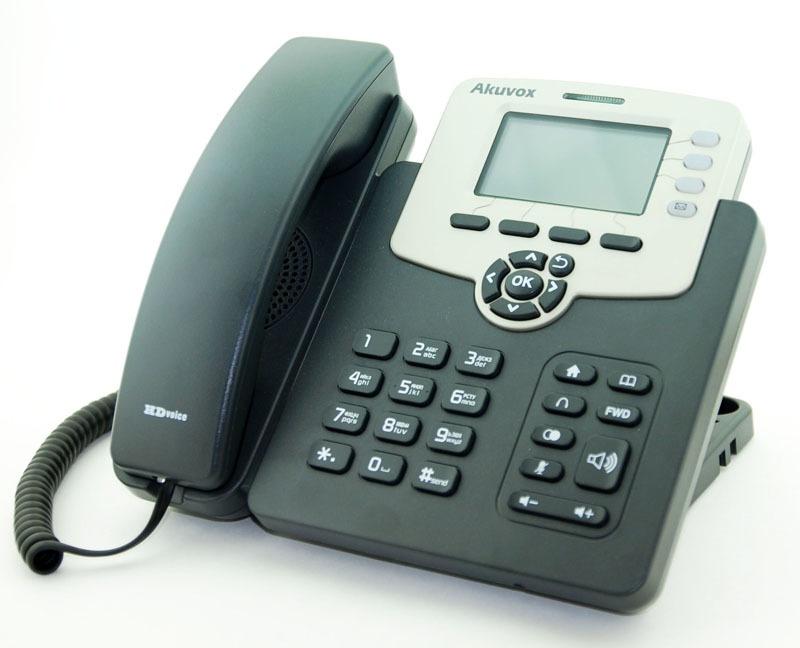 IP-телефоны Akuvox. Обзор бюджетных моделей - 5