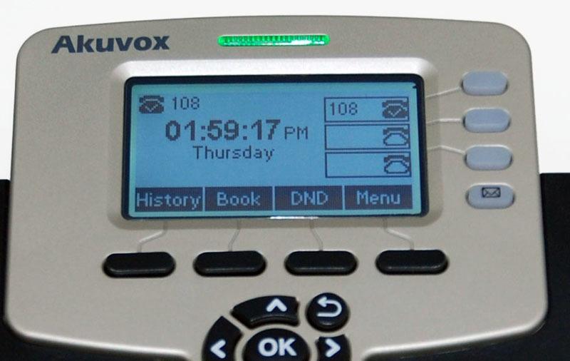 IP-телефоны Akuvox. Обзор бюджетных моделей - 6