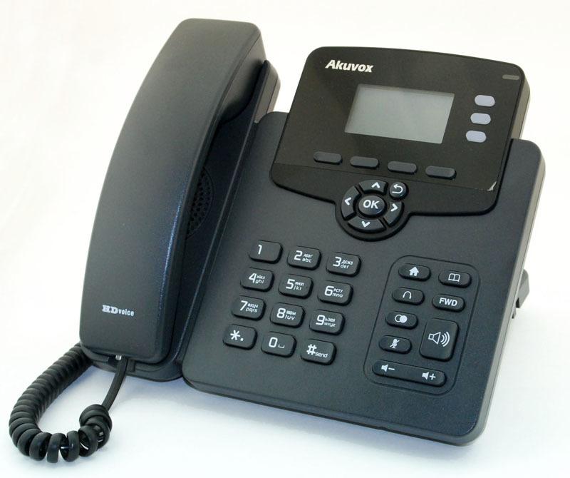 IP-телефоны Akuvox. Обзор бюджетных моделей - 7