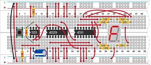 Генератор случайных чисел без программирования и даже компьютера: чем удивить юного программиста? - 16