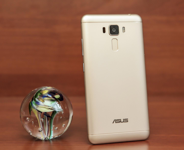 Обзор смартфона ASUS ZenFone 3 Laser - 9