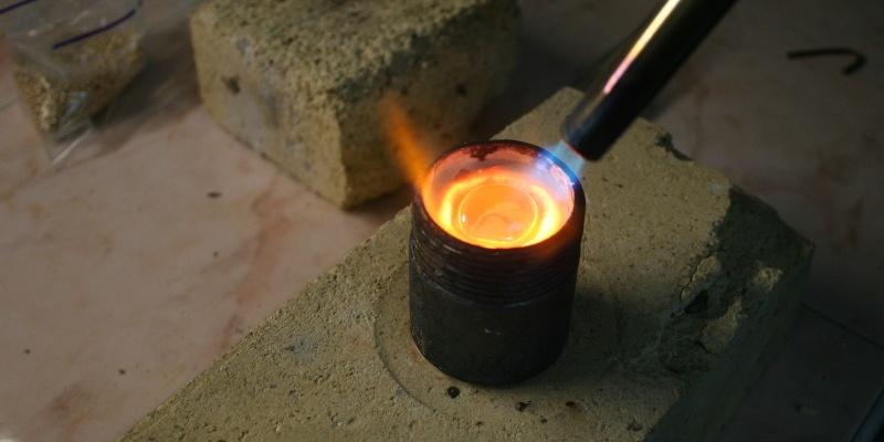 Огонь, SLA 3d принтер и медные сплавы - 1