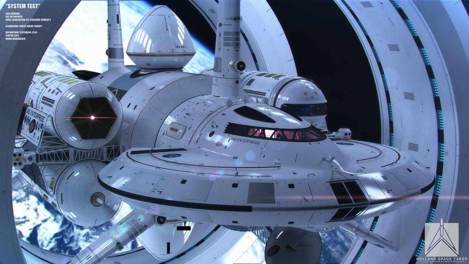 Опубликован отчёт НАСА об успешных испытаниях EmDrive - 9