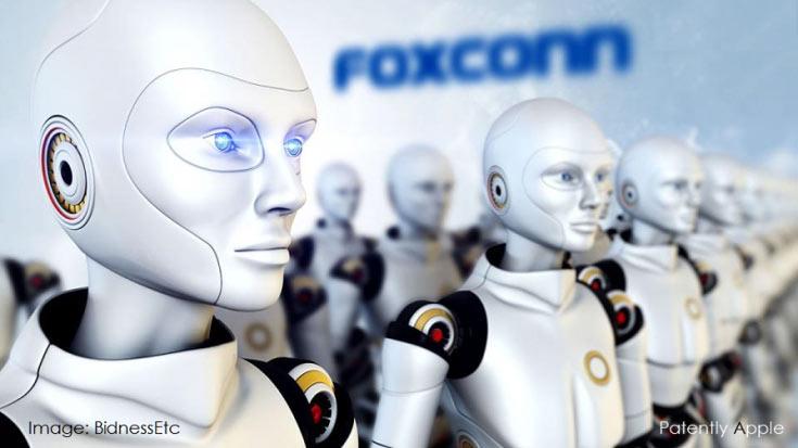 Foxconn воспользуется опытом Sharp
