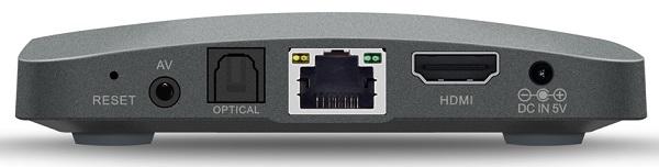 Медиацентры Zidoo A5 и A5S основаны на SoC AMLogic S905X