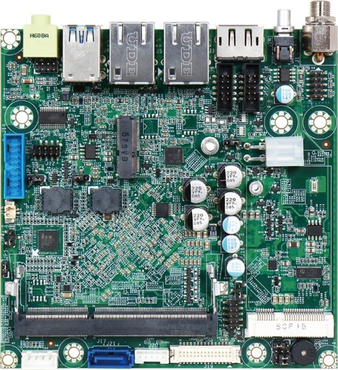 Плата Portwell Nano-6062 предназначена для промышленных и встраиваемых систем