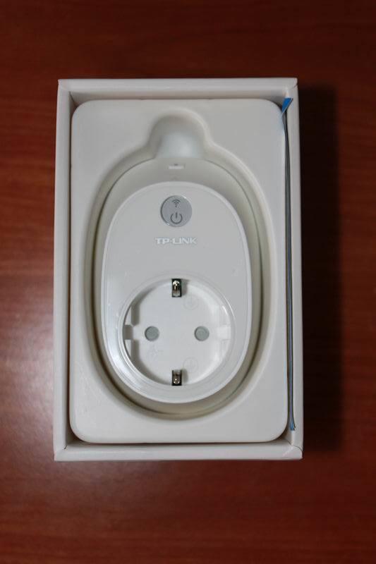 TP-LINK HS110 — домашний помощник или очередная розетка с Wi-Fi? - 2