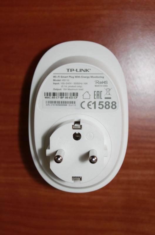 TP-LINK HS110 — домашний помощник или очередная розетка с Wi-Fi? - 4