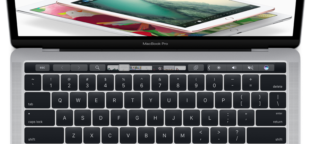 About the Touch Bar (macOS Human Interface Guidelines)