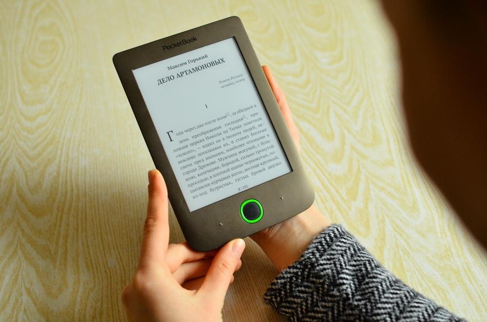 Обзор PocketBook 615: самый недорогой ридер с подсветкой от лидера рынка - 4