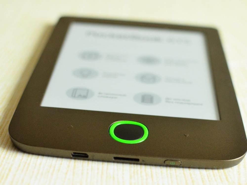 Обзор PocketBook 615: самый недорогой ридер с подсветкой от лидера рынка - 5