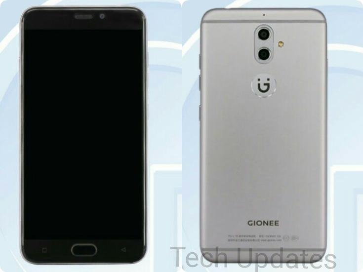 Смартфон Gionee S9T получит двойную камеру