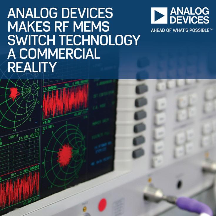 Серию принципиально новых изделий открыли модели ADI ADGM1304 и ADGM1004