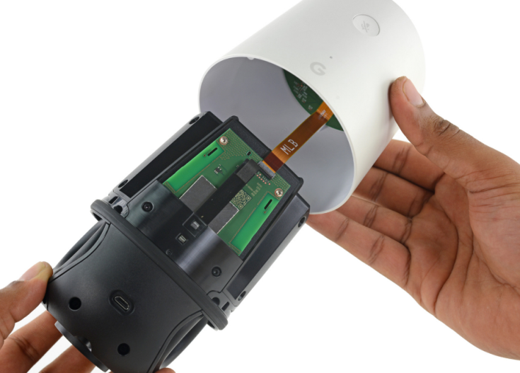 Google Home заработала у iFixit восемь баллов