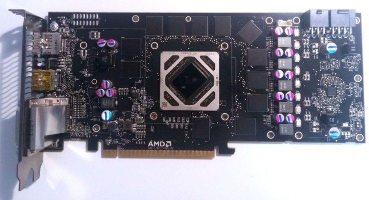 Видеокарта Radeon R9 285X получила полный GPU Tonga и 384-разрядную шину памяти