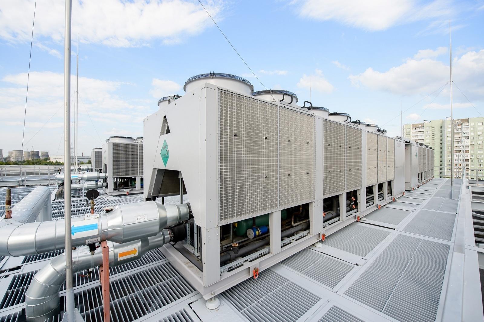 Как создавалась система холодоснабжения дата-центра NORD-4 - 10
