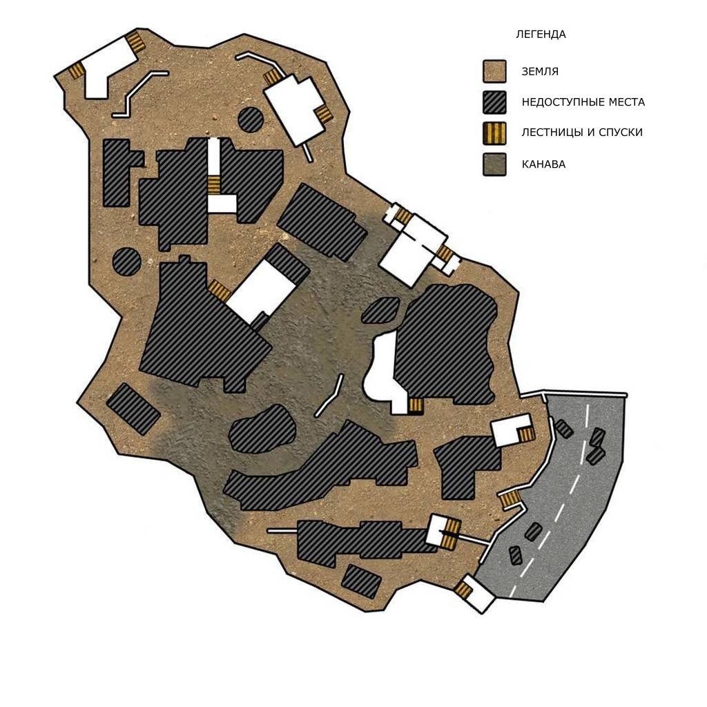 Основы левел-дизайна - 2