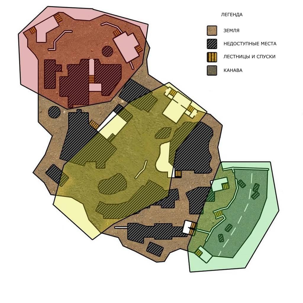 Основы левел-дизайна - 1