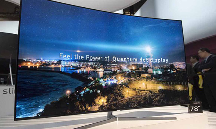 В телевизорах Samsung SUHD воплощена технология QDEF