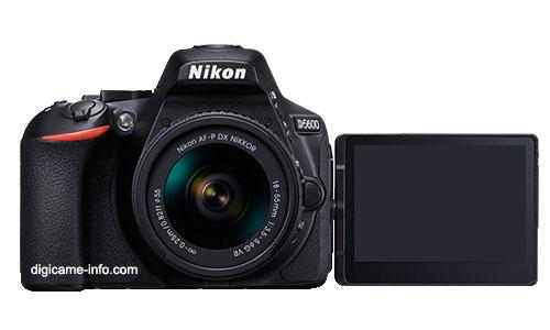 Анонс камеры Nikon D5600 ожидается в недалеком будущем